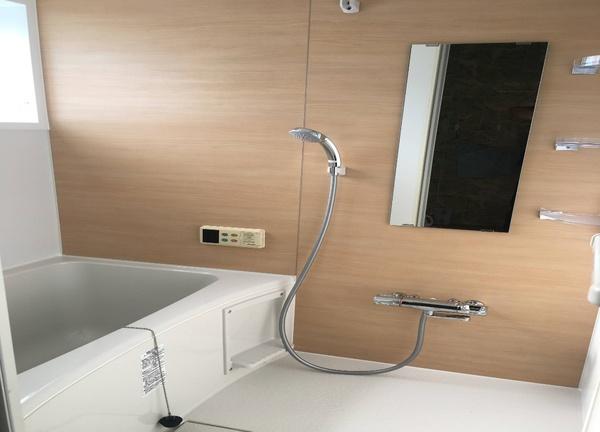 浴室→リノベーション